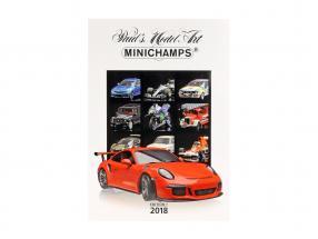 Minichamps Katalog 1 2018