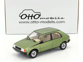 Renault 14 TS Baujahr 1983 grün metallic 1:18 OttOmobile