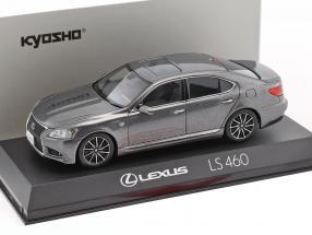 Lexus LS 460 F Sport Gray 1:43 Kyosho