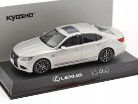 Lexus LS 460 F Sport silver 1:43 Kyosho