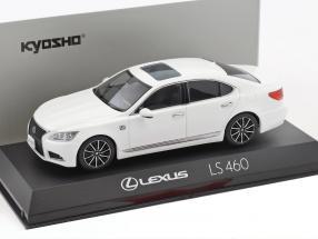 Lexus LS 460 F Sport weiß 1:43 Kyosho