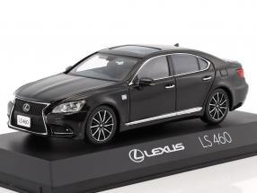 Lexus LS 460 F Sport schwarz 1:43 Kyosho