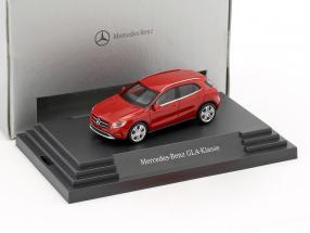 Mercedes-Benz GLA-Klasse jupiter rot 1:87 Herpa