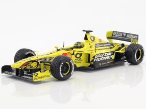 H.-H. Frentzen Jordan EJ10 Formula 1 2000 1:18 HotWheels