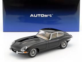 Jaguar E-Type Coupe Series 1 3.8 Baujahr 1961 schwarz 1:18 AUTOart