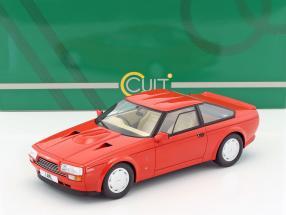 Aston Martin V8 Zagato Baujahr 1986 rot 1:18 Cult Scale