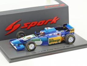 Michael Schumacher Benetton B195 #1 Weltmeister Monaco GP F1 1995 1:43 Spark