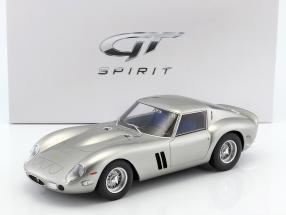 Ferrari 250 GTO Baujahr 1962 silber 1:12 GT-SPIRIT