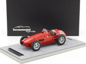 Giuseppe Farina Ferrari 500 F2 #102 2nd Germany GP formula 1 1952 1:18 Tecnomodel