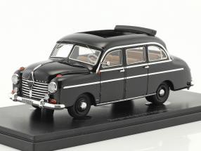 Borgward B1250 Pollmann year 1951 black 1:43 AutoCult