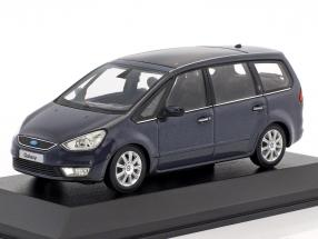 Ford Galaxy Baujahr 2006 anthrazit 1:43 Minichamps