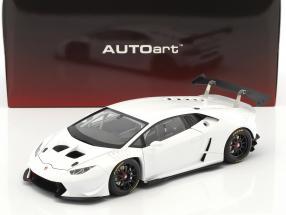 Lamborghini Huracan LP620-2 Super Trofeo Baujahr 2016 weiß 1:18 AUTOart