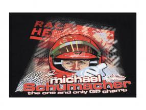 Michael Schumacher T-Shirt Challenge Tour 2011 schwarz