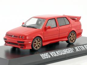Volkswagen VW Jetta A3 year 1995 red 1:43 Greenlight