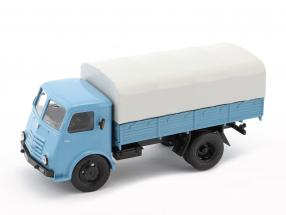 Star 20 Truck light blue / grey 1:43 Altaya