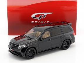 Brabus 850XL year 2016 black 1:18 GT-Spirit
