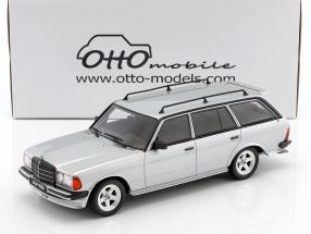 Mercedes-Benz 280TE AMG (S123) Baujahr 1982 silber 1:18 OttOmobile
