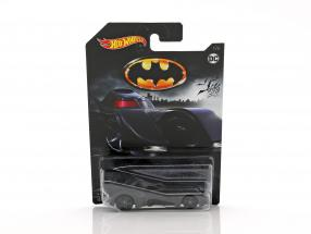 Batmobile DC Comics gray 1:64 HotWheels