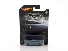 Lamborghini Murcielago DC Comics Batman The Dark Knight Rises blau 1:64 HotWheels