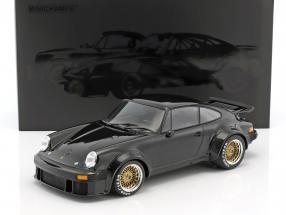 Porsche 934 Baujahr 1976 schwarz 1:12 Minichamps