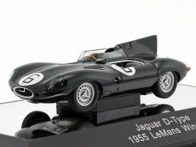 Jaguar D-Type #6 Winner 24h LeMans 1955 Hawthorn, Bueb 1:43 AUTOart