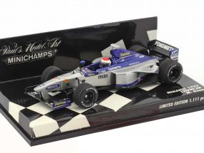 Marc Gene Minardi M01 #21 Showcar Formel 1 1999 1:43 Minichamps