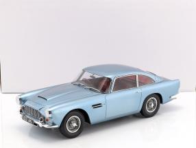 Aston Martin DB4 DHC Baujahr 1964 hellblau metallic 1:12 Matrix