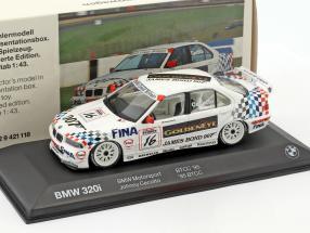 BMW 320i #16 BTCC 1995 Johnny Cecotto 1:43 Minichamps