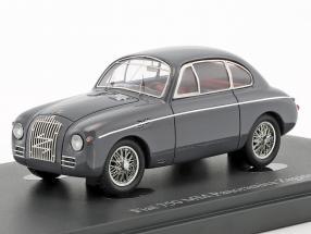 Fiat 750 MM Panoramica Zagato Baujahr 1949 grau 1:43 AutoCult