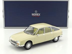 Citroen GS Baujahr 1971 beige 1:18 Norev