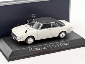 Mazda Luce Rotary Coupe Baujahr 1969 weiß / schwarz 1:43 Norev