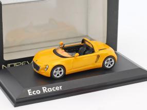 Volkswagen VW Eco Racer Concept Car Baujahr 2005 ocker gelb metallic 1:43 Norev