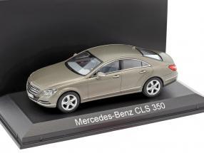 Mercedes-Benz CLS 350 CGI Baujahr 2010 grau metallic 1:43 Norev