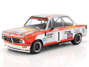 BMW 2002 TI #1 Winner 1000km Österreichring 1974 Manhalter 1:18 Minichamps