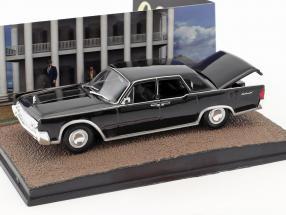 Lincoln Continental James Bond Goldfinger black 1:43 Altaya