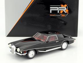 Stutz Blackhawk Coupe year 1971 black 1:18 Premium X