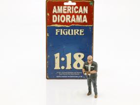figure Mr. Frabricator 1:18 American Diorama