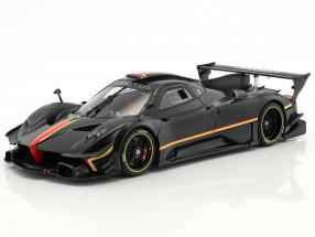 Pagani Zonda Revolucion Baujahr 2013 carbon schwarz 1:18 AUTOart