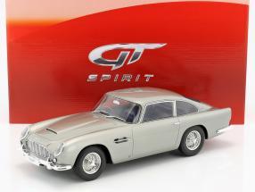 Aston Martin DB5 Baujahr 1964 silber 1:12 GT-Spirit