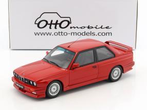 BMW E30 M3 Baujahr 1989 brilliantrot 1:18 OttOmobile
