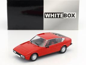Matra Simca Bagheera year 1974 red 1:24 WhiteBox