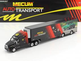 Kenworth T2000 transporter Mecum Auctions Auto Transport 1:64 Greenlight