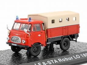 Robur LO 1800-A LF8-STA fire Department 1:72 Altaya