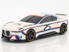 BMW 3.0 CSL Hommage R #25 white 1:18 Norev
