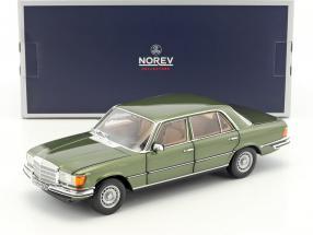 Mercedes-Benz 450 SEL 6.9 (W116) Baujahr 1976 grün metallic 1:18 Norev