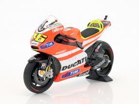 Valentino Rossi Ducati Desmosedici GP11.2 #46 MotoGP 2011 1:12 Minichamps