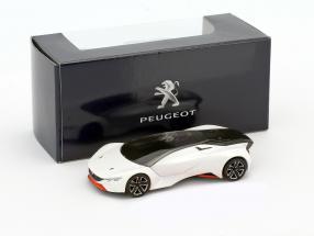 Peugeot Vision GT Baujahr 2015 weiß 1:64 Norev