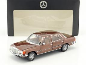 Mercedes-Benz 450 SEL 6.9 (W116) year 1976-1980 milan brown metallic 1:18 Norev