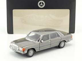 Mercedes-Benz 450 SEL 6.9 (W116) year 1976-1980 anthracite gray metallic 1:18 Norev
