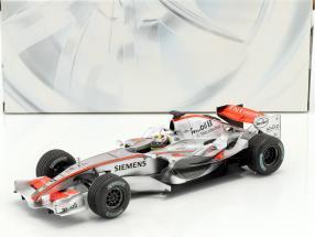 Juan Pablo Montoya McLaren MP4-21 #4 Formel 1 2006 1:18 HotWheels